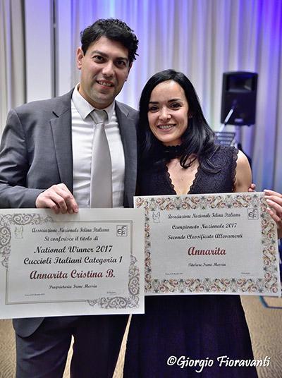 Premiazione ANFI 2017